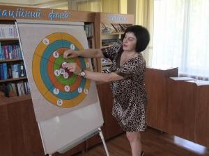 Літературно-екологічний дартс для юннатів