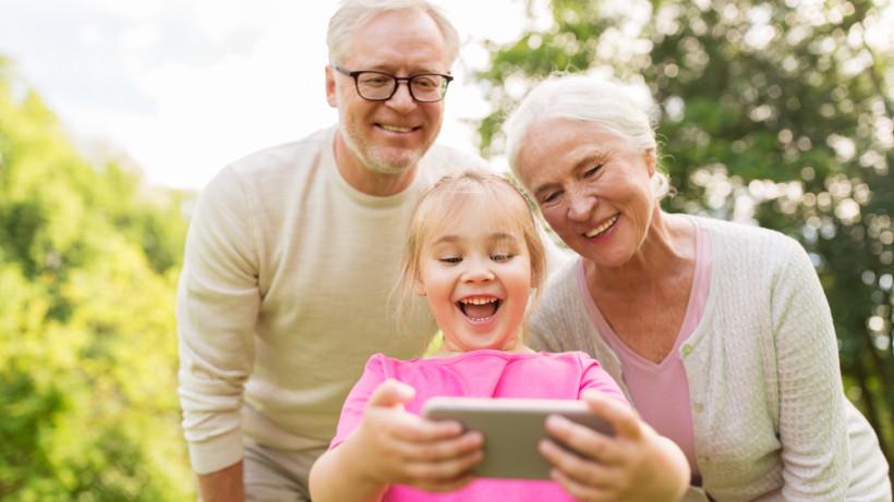 Ігри бабусь і дідусів